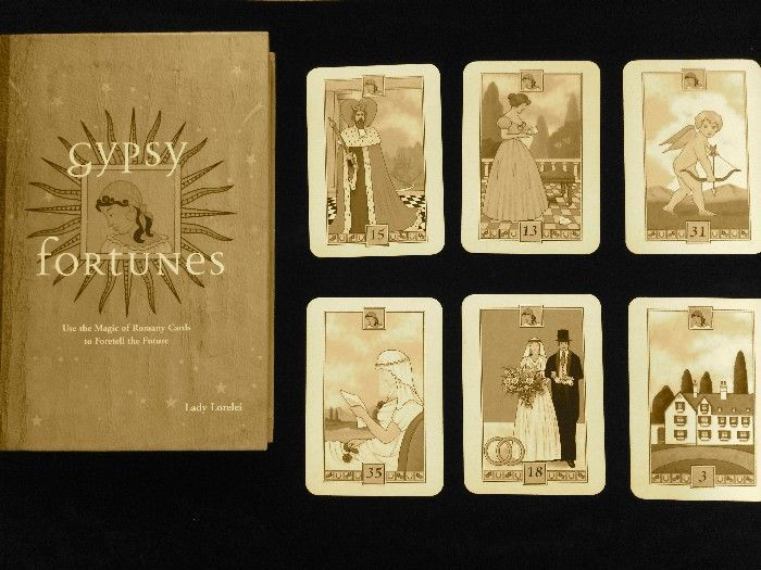Romany Gypsy Card Reading
